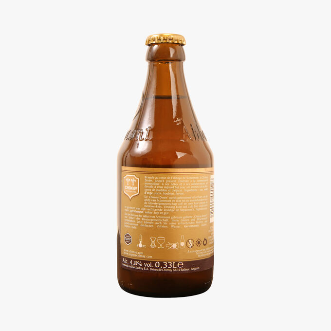 Chimay Gold beer  Chimay