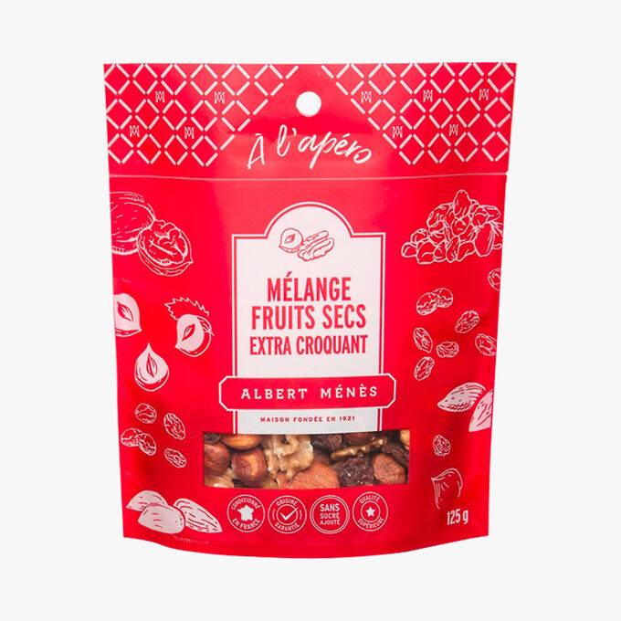 Fruit and nut mix Albert Ménès