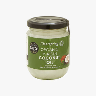 Organic Virgin Coconut Oil Clearspring