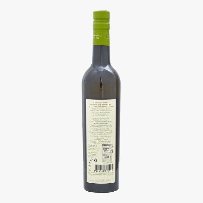 Unico extra virgin olive oil Le Amantine