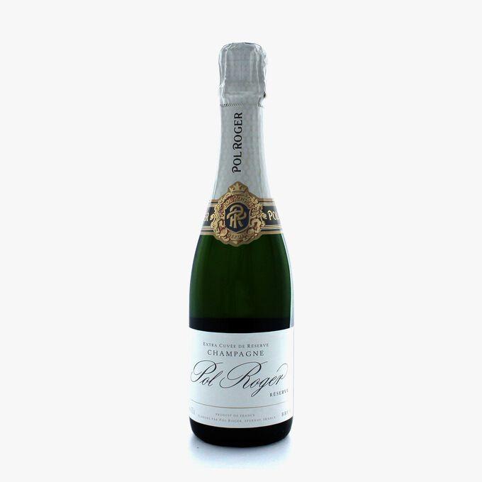 Demi-bouteille Champagne Pol Roger Brut Réserve Pol Roger