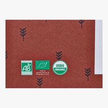 3 Organic preparations: brunch box Marlette