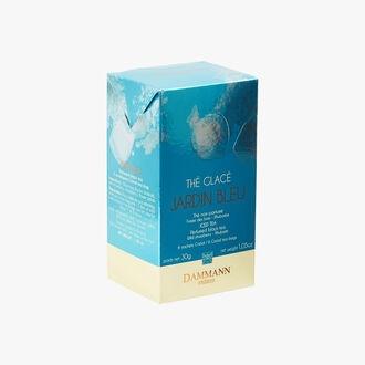 Thé glacé Jardin Bleu - Boîte de 6 sachets Dammann Frères