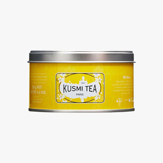 BB Detox metal tin Kusmi Tea