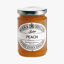 Confiture extra de pêches Wilkin & Sons