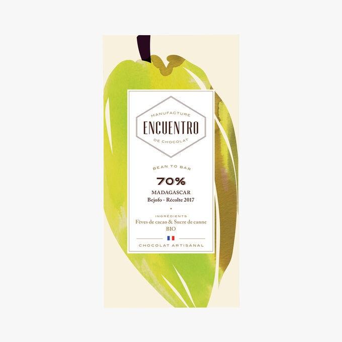 Bean to bar - 70 % Madagascar - Bejofo - Récolte 2017 Encuentro