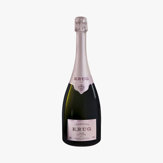 Krug Rosé Champagne 22nd edition Krug