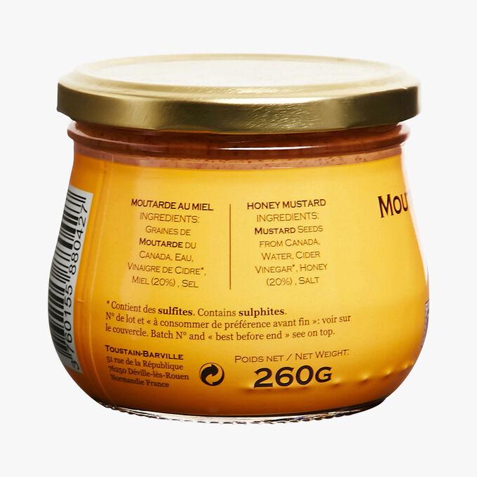Honey mustard Toustain-Barville