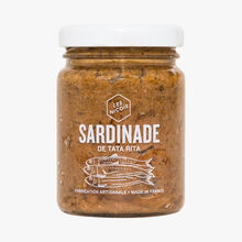 Tata Rita's sardine pâté Les Niçois