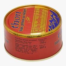 Albacore tuna in brine Conserverie la Belle-Iloise