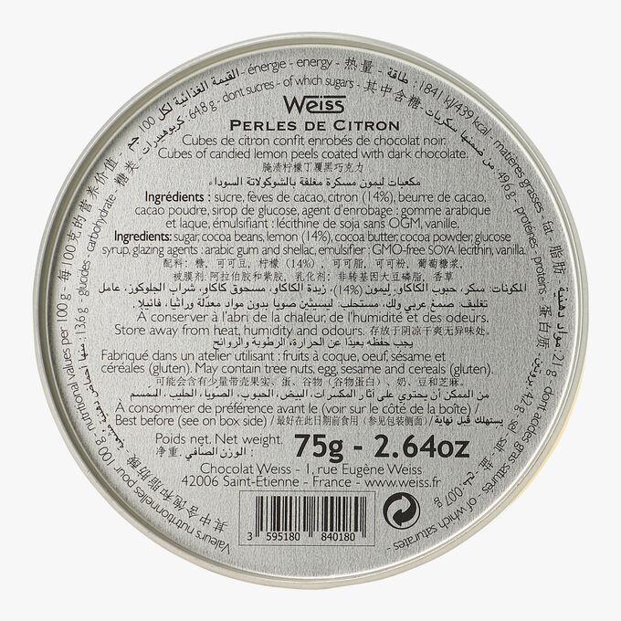Perles de citron Weiss