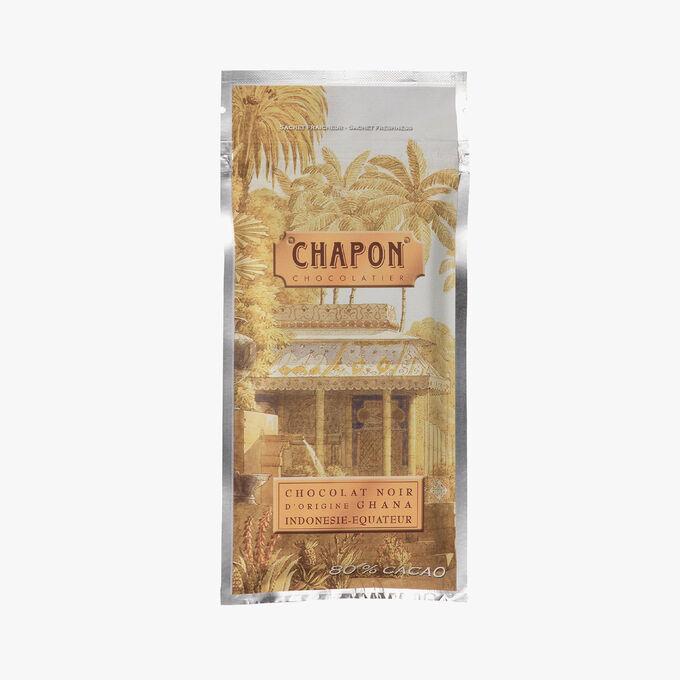 Tablette chocolat noir Inghaneq 80%, , hi-res