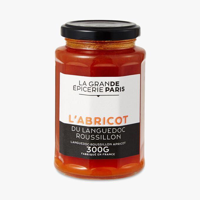 Préparation de fruits Abricot du Languedoc-Roussillon La Grande Épicerie de Paris