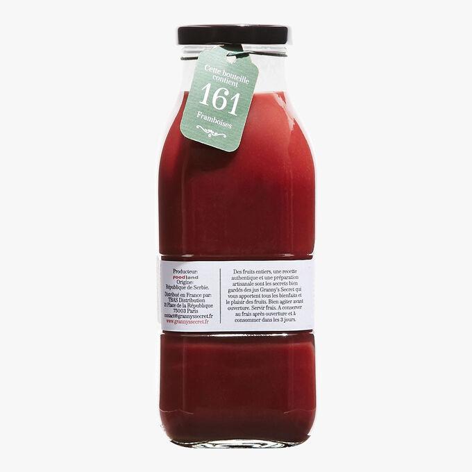 Willamette raspberry and white grape juice Granny's Secret