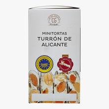 8 mini Touron wafers from Alicante El Corte Inglés - Club del Gourmet