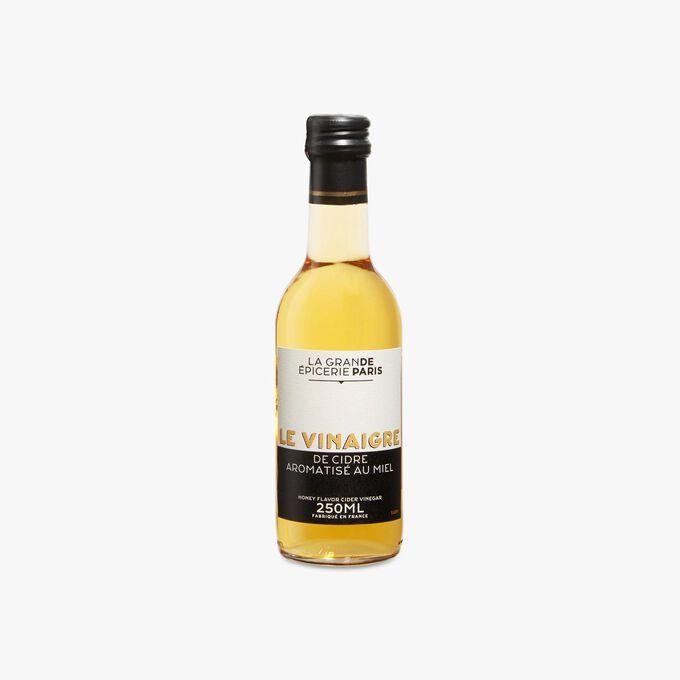 Vinaigre de cidre aromatisé au miel 5% d'acidité La Grande Épicerie de Paris
