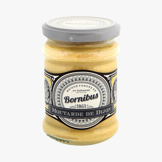 Moutarde de Dijon Bornibus