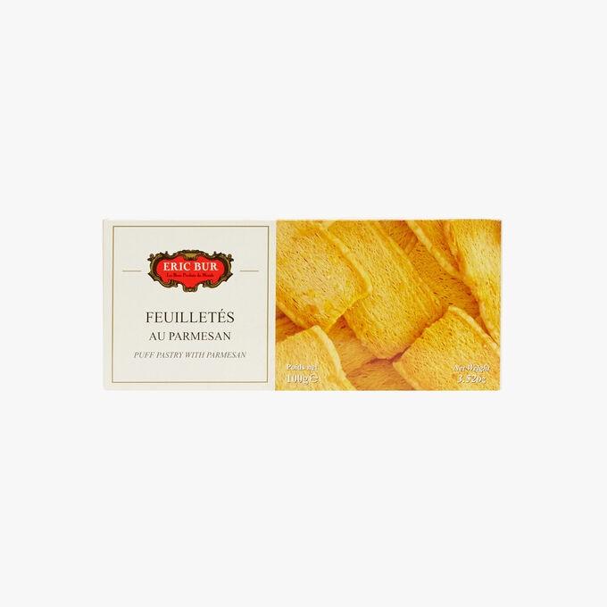 Parmesan Puff Pastries Eric Bur