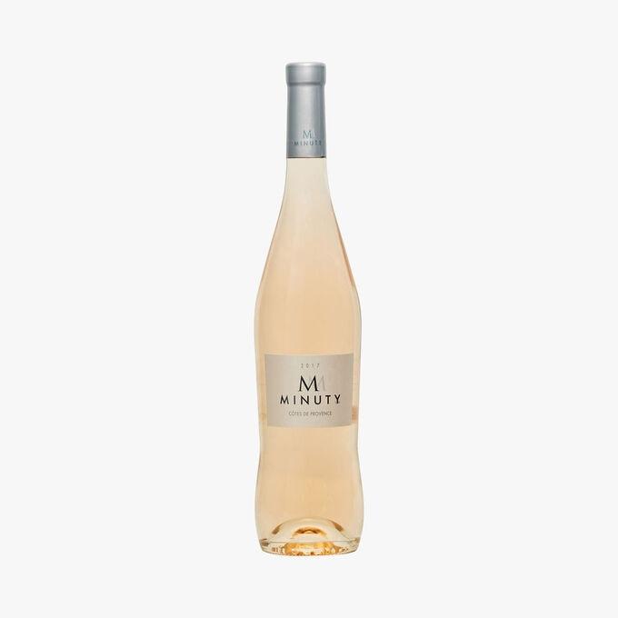 Minuty, Côtes de Provence, Rosé M de Minuty, 2017 Minuty