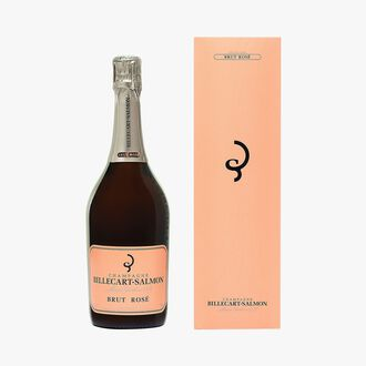 Champagne Billecart Salmon Brut Rosé Billecart Salmon