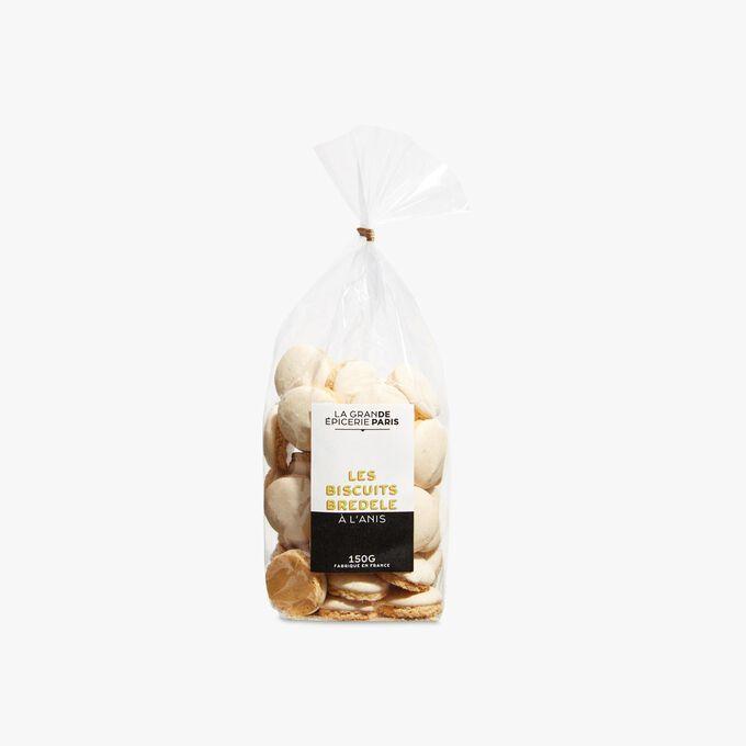 Les biscuits Bredele à l'anis La Grande Épicerie de Paris