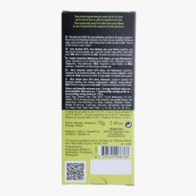 Tablette Taïnori, chocolat noir (64% de cacao minimum, pur beurre de cacao) Valrhona