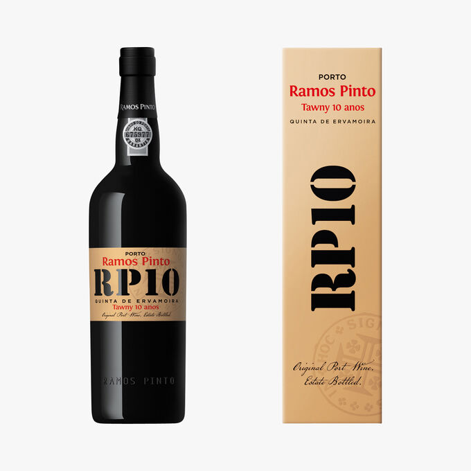 Porto Ramos Pinto Quinta Ervamoira 10 ans Ramos Pinto