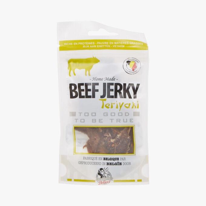 Teriyaki beef jerky Flagrants délices