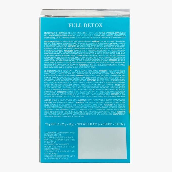 Full détox Assortiment de 3 boites Kusmi Tea