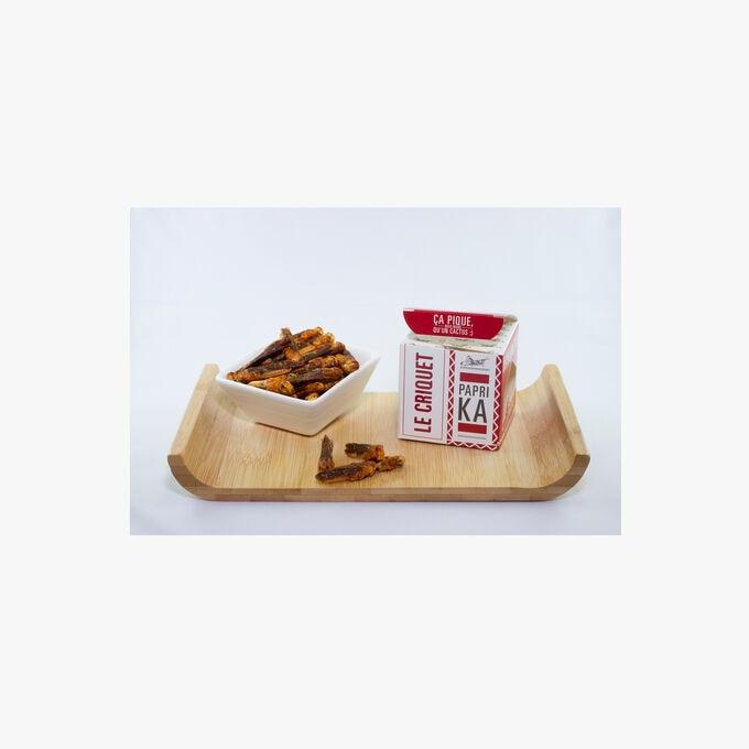 Le Criquet - paprika Jimini's