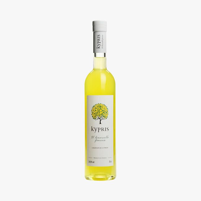 Kypris Lemon Liqueur Kypris