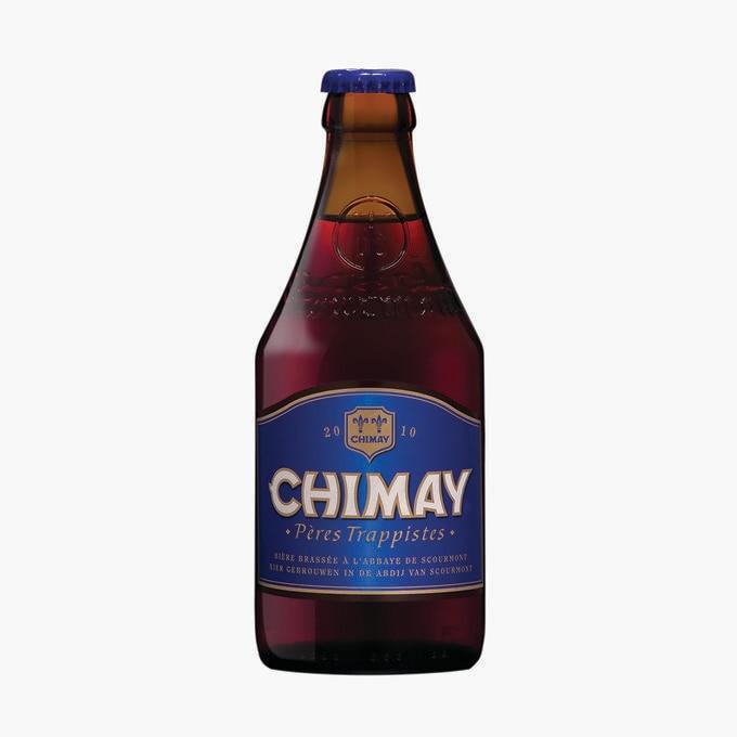 Chimay Blue beer Chimay