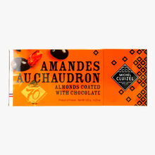 Cauldron-toasted almonds Michel Cluizel
