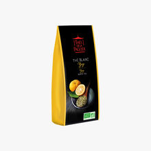 Thé blanc yuzu bio Thés de la Pagode