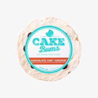 Galette de riz pépites de chocolat Cake Bams