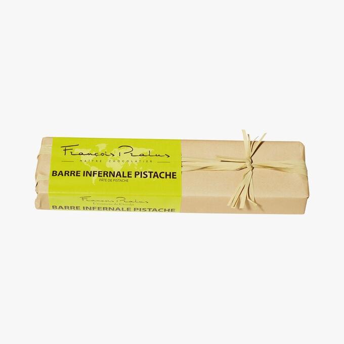 Barre infernale pistache Pralus