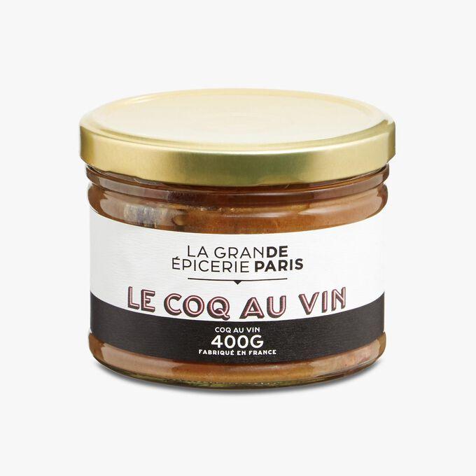 Coq au vin La Grande Épicerie de Paris