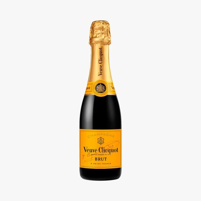 Demi-bouteille Champagne Veuve Clicquot Carte Jaune Brut Veuve Clicquot