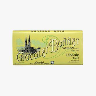 Libânio chocolate Bonnat