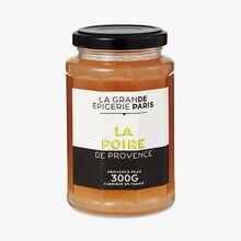 Provence pear fruit spread La Grande Épicerie de Paris