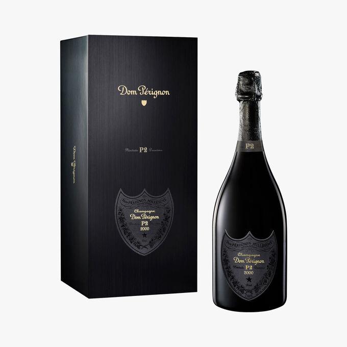 Brut Champagne box set of Dom Pérignon P2 2000 Dom Pérignon