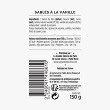 Les Bretzels à la vanille La Grande Épicerie de Paris