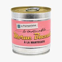 Le tartinable, morue baccalà à la mantecato La Paimpolaise Conserverie