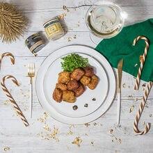 Dauphine potatoes with truffles Recette proposée par La Grande Épicerie de Paris