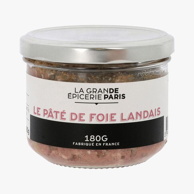 Le pâté de foie landais La Grande Épicerie de Paris