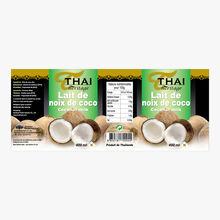 Coconut milk Thai Heritage