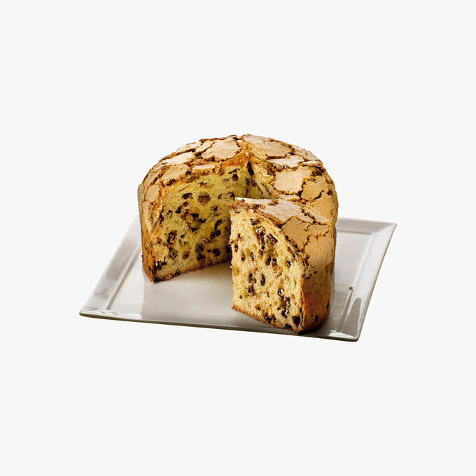 Iced chocolate panettone Flamigni