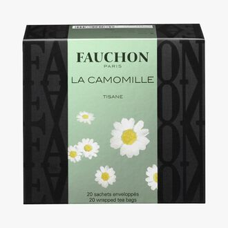 Infusion camomille, 20 sachets Fauchon