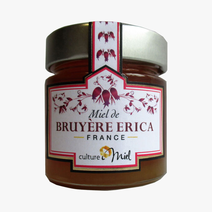 Erica Heather Honey France Culture Miel