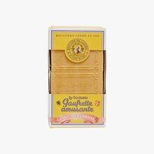 Gaufrettes double fourrage parfum framboise Biscuiterie Eugène Blond